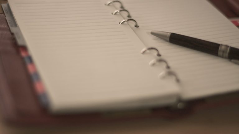 手帳を駆使して目標を達成した私の成功体験・事例