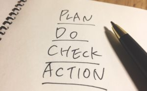 計画を立てる時間