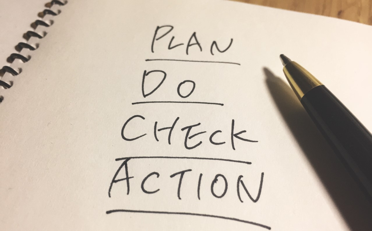 【私の手帳タイム】いつどのタイミングで目標・行動計画を立てているのか?