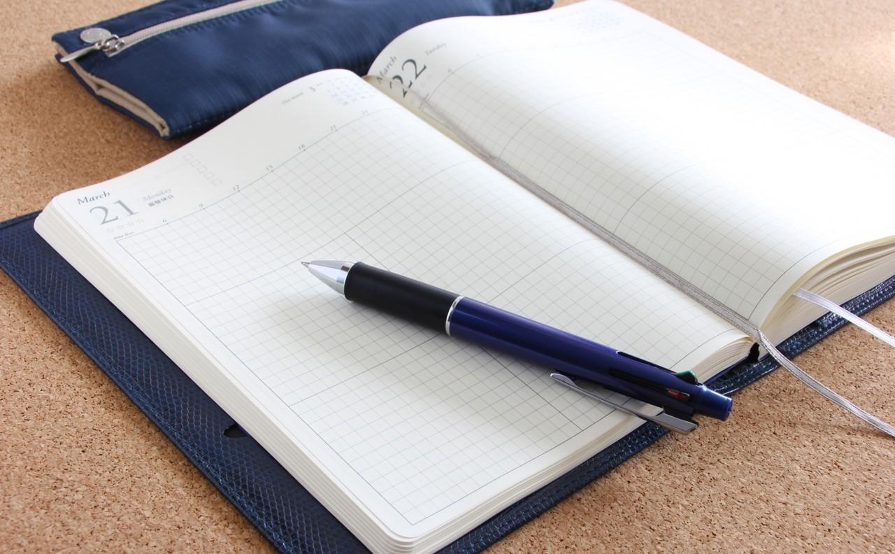 手帳を活用するときは「原因と結果」を意識すると、仕事や私生活で成果を出しやすい