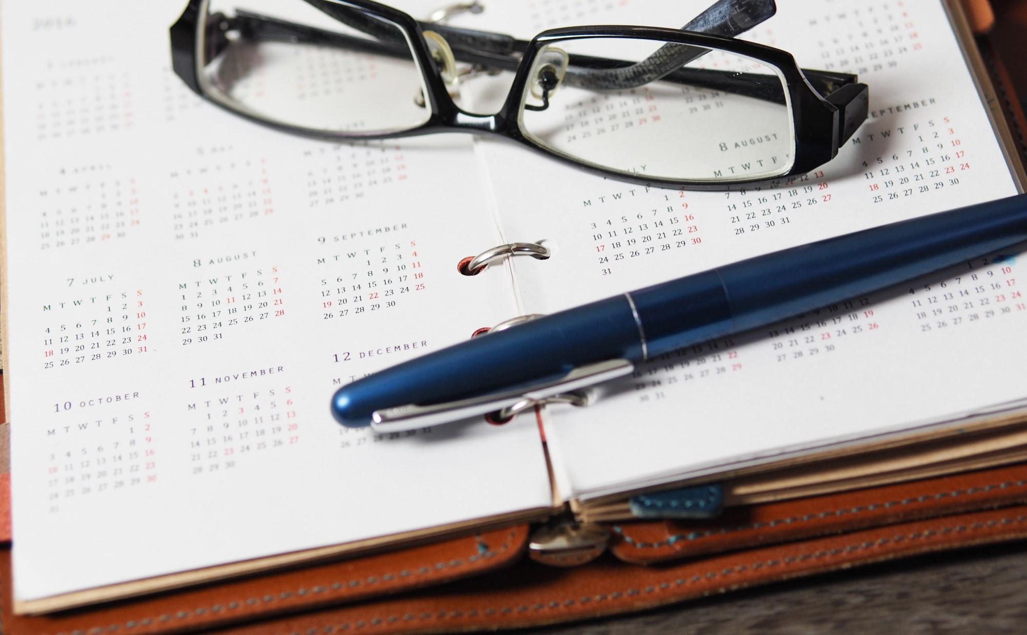 「手帳タイム」という名の1人作戦会議では、いったい何をするか?