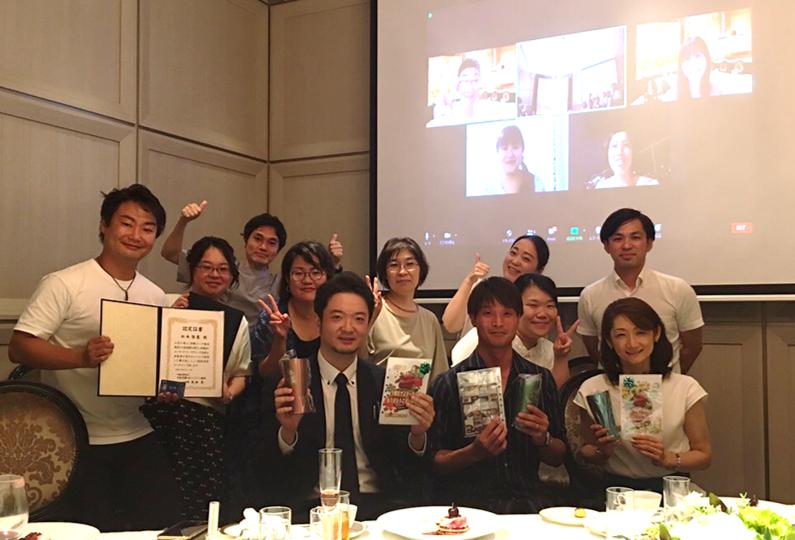 『手帳コーチ養成講座』第1期生の卒業記念パーティーを開催しました