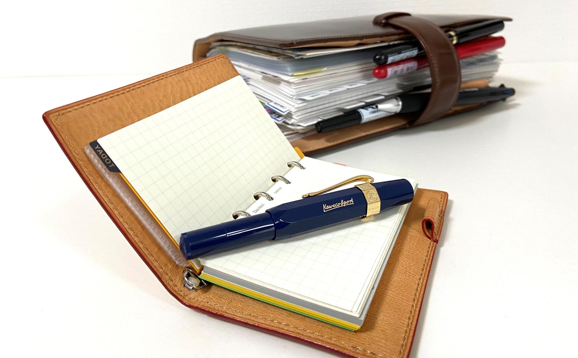【手帳術】年間計画を作ろう!1年を実りあるものにするための秘訣とは?